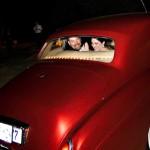 vintage exit car
